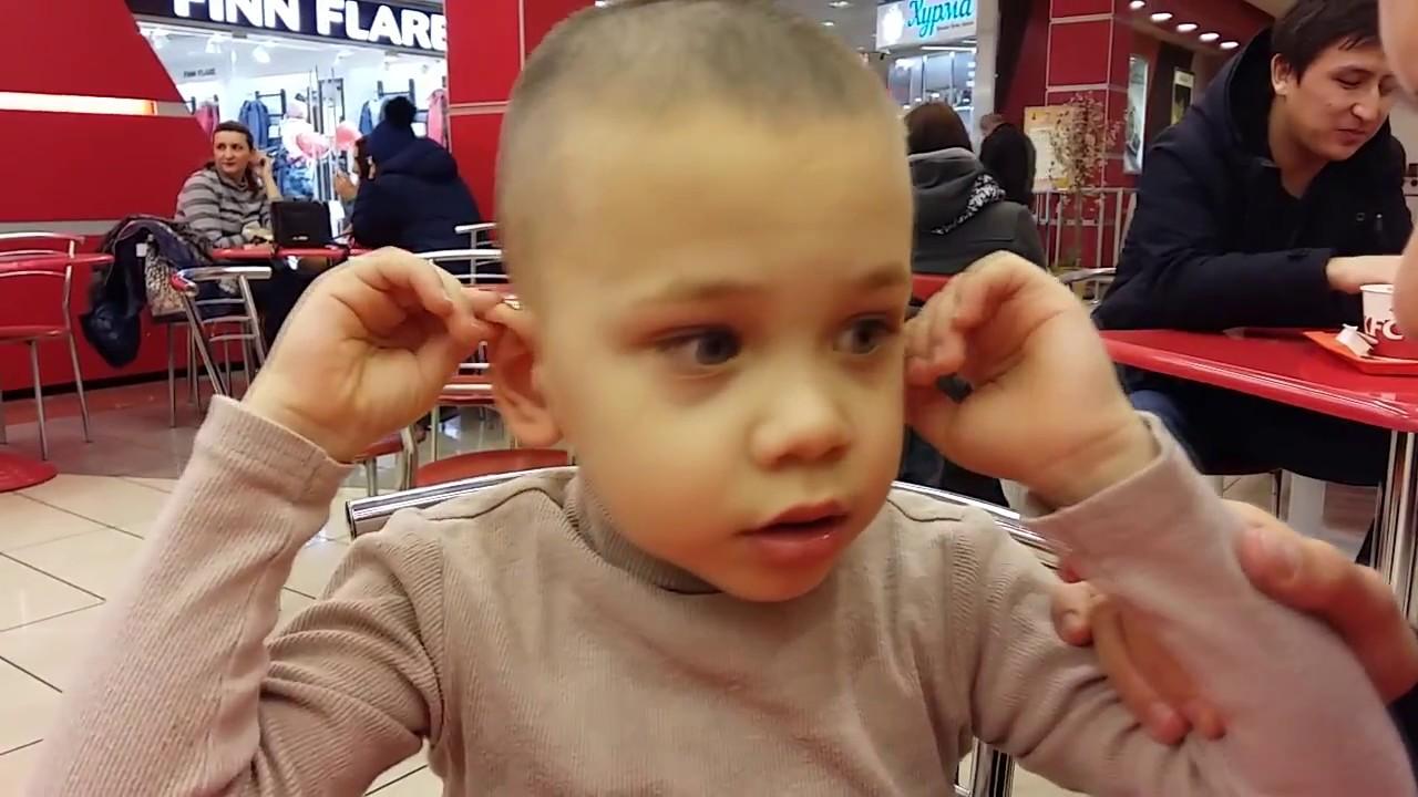 фото детей аутистов в 3 года