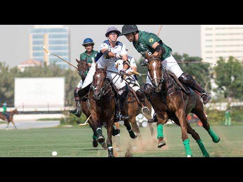 Goals and Plays Ep. 1 feat. Von Potobsky | EMAAR Masters Cup 2020 | Dubai Emirate Polo