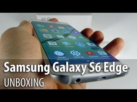 Samsung Galaxy S6 Edge Unboxing în Limba Română (Full HD) - Mobilissimo.ro