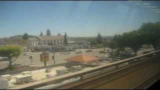 Ridding (Bay Area Rapid Transit) - San Francisco