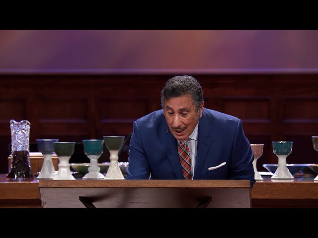 Financial Security - Dr. Michael Youssef (Counting Stars, Part 4)