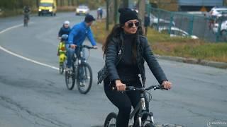 Закрытие велосезона. Владивосток