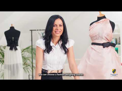 Fashion Designing Career Choosing The Right Course Youtube
