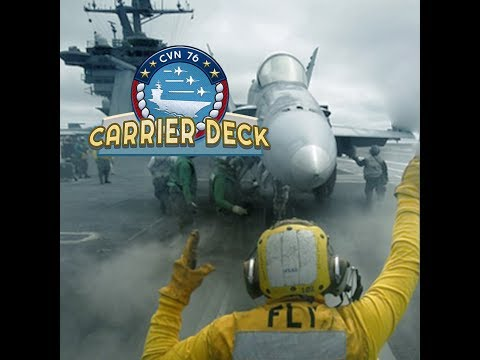 Carrier Deck: An Overview