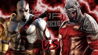 Repeat youtube video Kratos vs Dante. Épicas Batallas de Rap del Frikismo | Keyblade