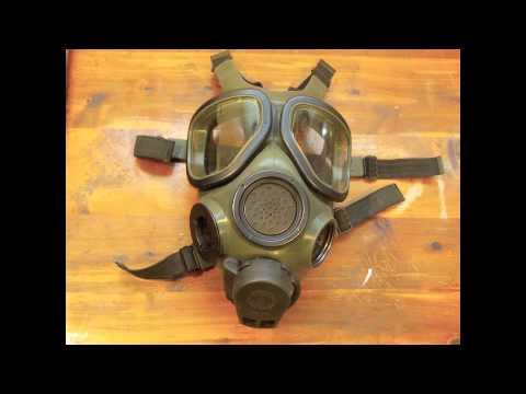 gas mask m40a1