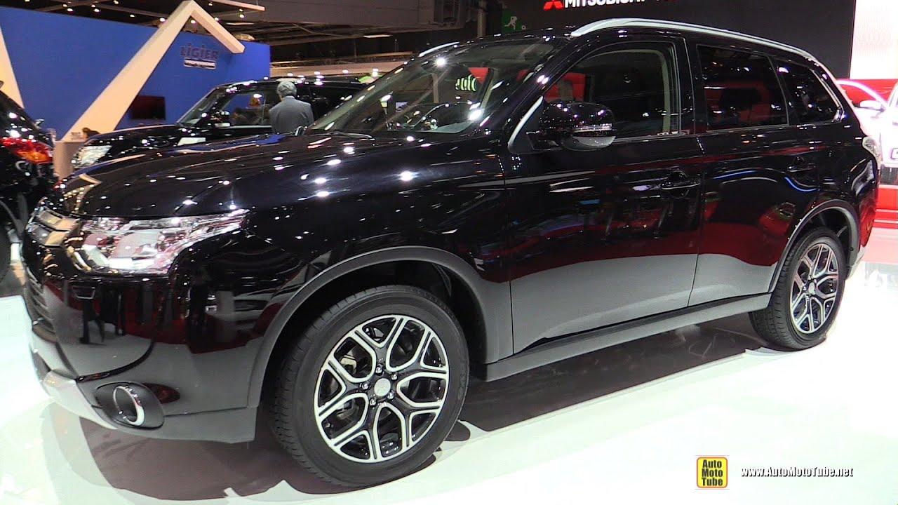 2015 Mitsubishi Outlander Insyle 2.2L sel - Exterior, Interior ...