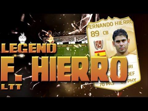 Kênh LTT | Review Fernando Hierro WL - FIFA Online 3