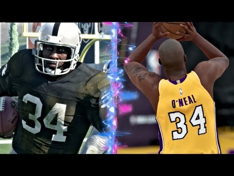 Can Bo Jackson Get A 99 Yard Touchdown Before Shaquille ONeal Can Hit A Three Pointer?