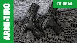 Come Pulire la Beretta APX