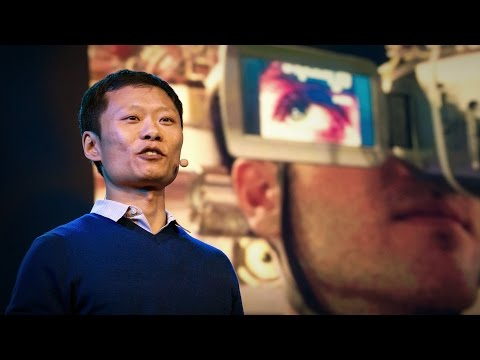 Shih Chieh Huang: Sculptures that'd be at home at the bottom of the ocean