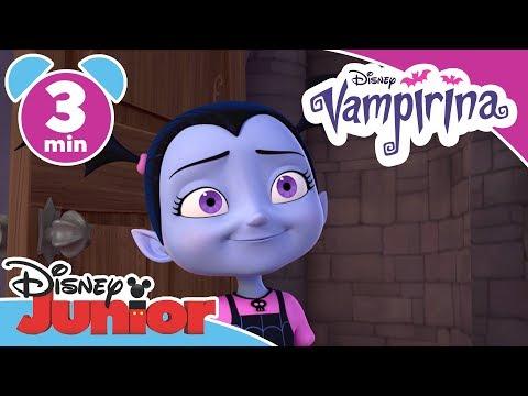 Vampirina   Poppy află secretul Vampirinei