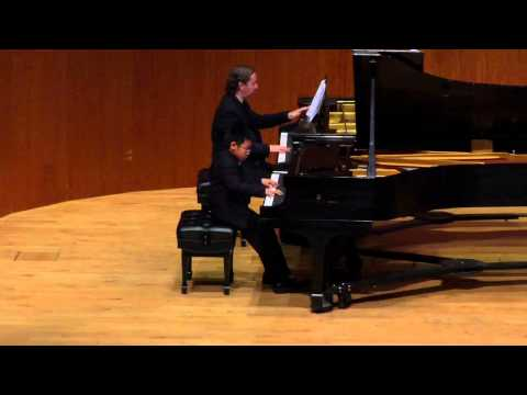 Khoi Recital Jan 25, 2014 Haydn Concerto in D