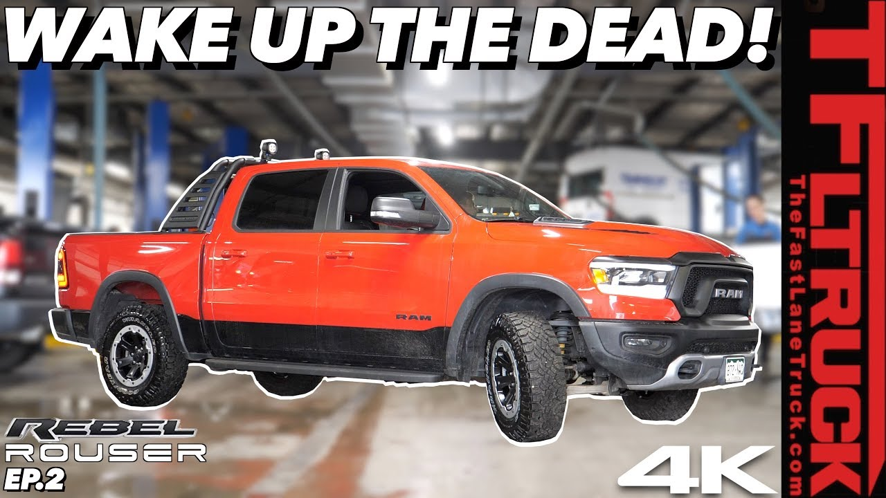 Ram Rebel Rouser Ep  2: You Won't Believe How Great Our