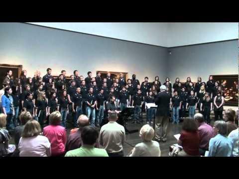 Texas A&M Century Singers Irish Blessing