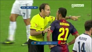 ريال مدريد 2-1 برشلونة اياب كاس السوبر 2012-2013