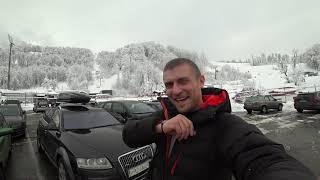 Стоит ли ехать на горнолыжный курорт в Сочи 2021 лыжи и сноуборд Пробую фрирайд