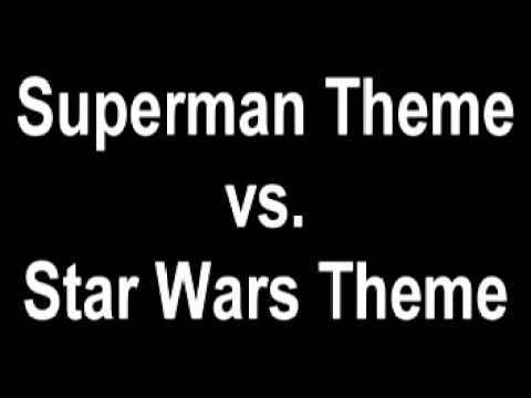 Star Wars vs. Superman Theme