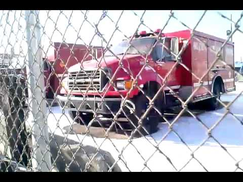 Chicago Fire Department: Spare/Reserve Fleet Yard
