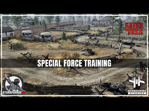 Special Force Training Course | GATES of HELL Beta |