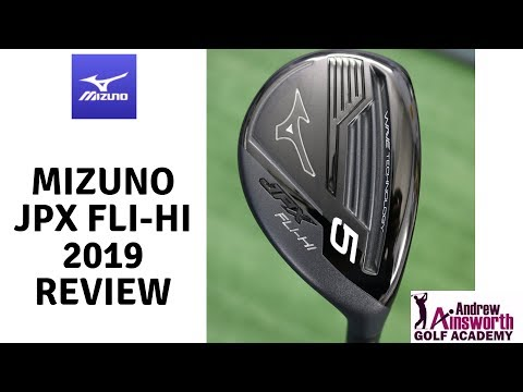 mizuno hi fli hybrid review