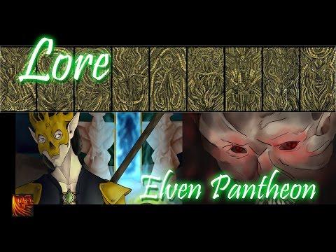 Dragon Age Lore: Elven Pantheon