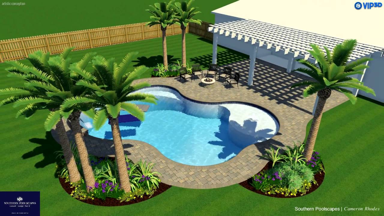 Swimming pool financing inground pools in fairhope al for Pool financing