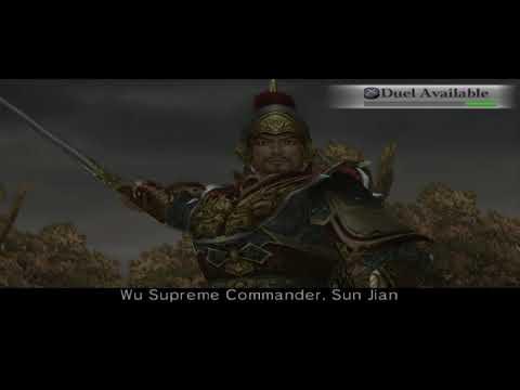 Dynasty Warriors 4 - Dueling Commanders