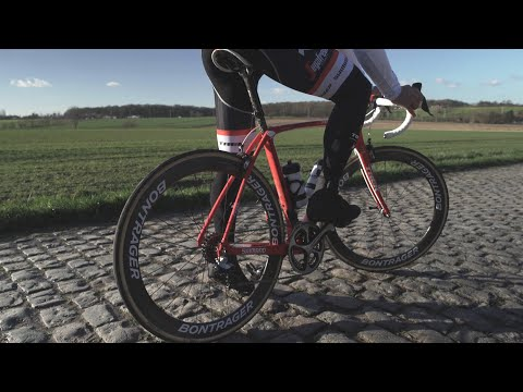 Domane SLR: The Smooth Advantage