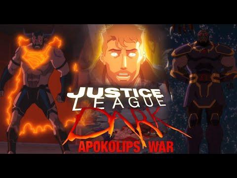 Финал Лиги Справедливости за минуту!