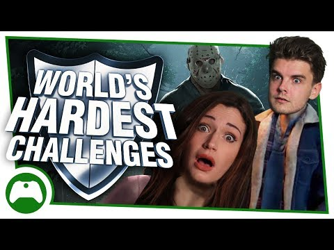 World's Hardest Challenges - Kill Jason In Friday The 13th