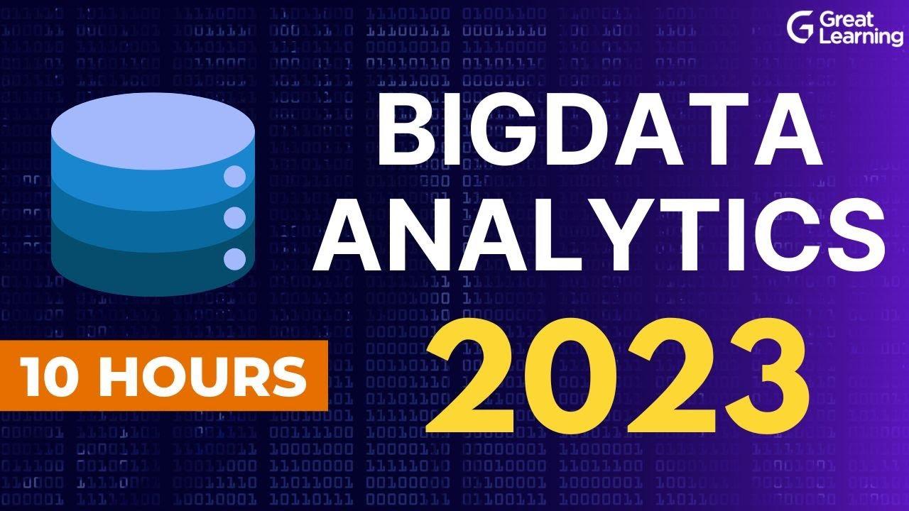 Big Data Analytics Full Course In 10 Hours | Big Data Hadoop Tutorial