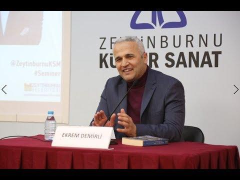 MANTIKU'T TAYR OKUMALARI Prof. Dr. Ekrem DEMİRLİ – [17.04.2019]