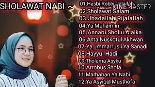 Download Sholawat Nabi Nissa sabyan