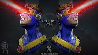 Sculptris Cyclops timelapse