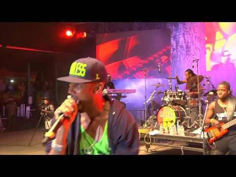 Cham live in concert at Reggae On The River (2015)