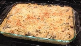Chicken Tetrazzini Recipe By Cooking Light Magazine January February 2014 - Healthconsciousmeals