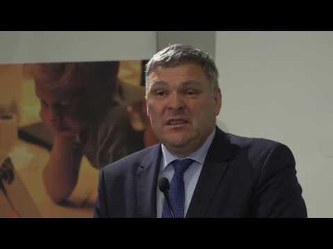 Keskkonnaminister Marko Pomerants