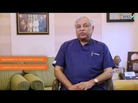 Gall Bladder Stone Treatment | Gallbladder Stones Surgery - Max Healthcare