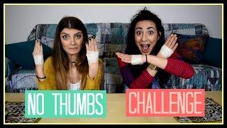Χωρίς αντίχειρες?! || fraoules22