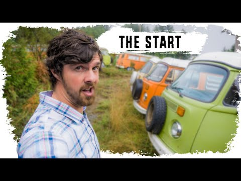 Finding A Van To Drive Around The World!
