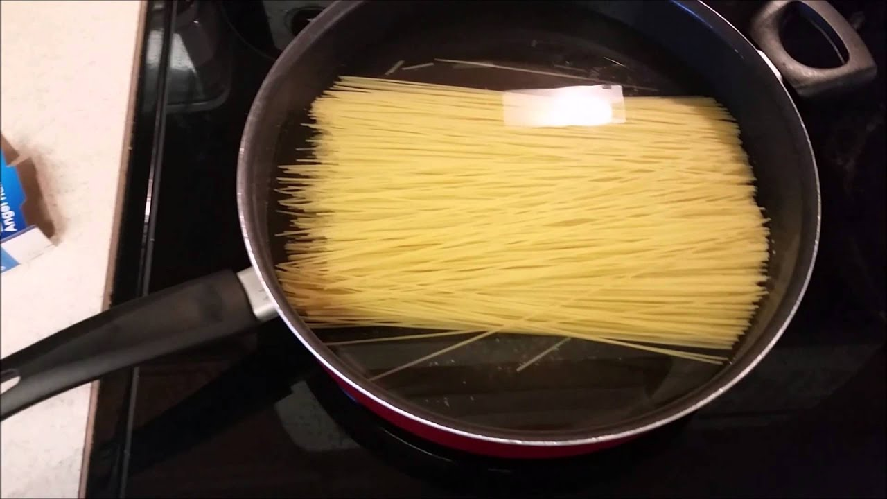 How to Cook Pasta in a Frying Pan (and Infuriate the ...