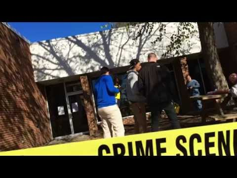 Tidewater Community College Horrific Mock Crime Scene - FORENSICS UNLEASHED!