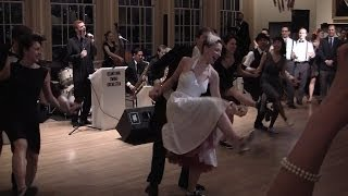 "Incredible First Dance (Swing) - ""Hallelujah I Love Her So"""