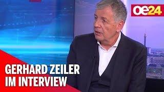 Fellner! Live: Gerhard Zeiler im Interview
