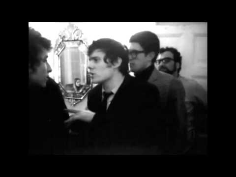 Bob Dylan hotel argument about throwing glass in the street