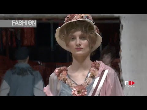 ANTONIO MARRAS Full Show Spring Summer 2018 Milan - Fashion Channel
