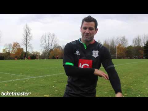 Harlequins chat about Big Game 9