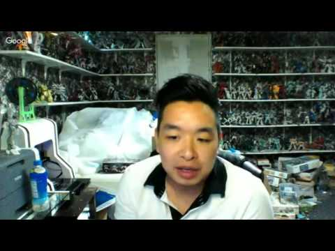 Gunpla Talk #14 - Special Guest Mr.Dash, GBWC 2015 North Ame