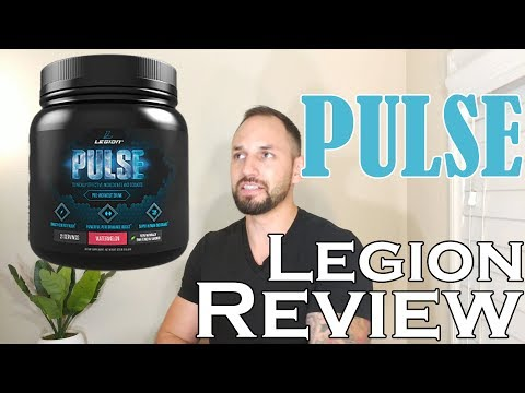 Pulse Pre Workout Legion 2017 Supplement Review